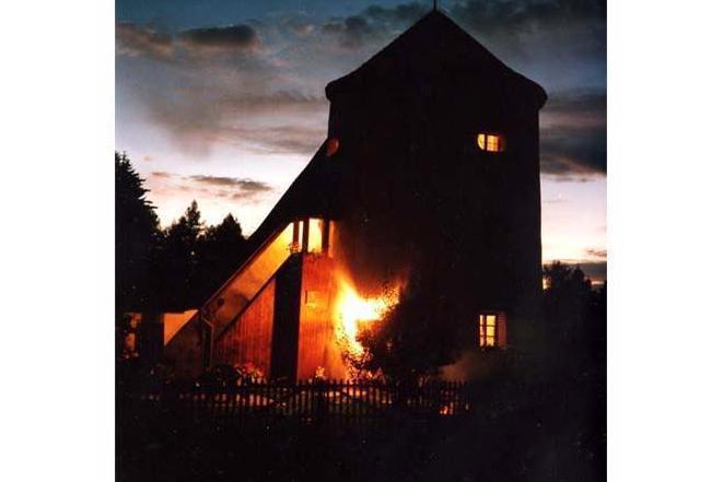 Hradební věž Žumberk foto 11