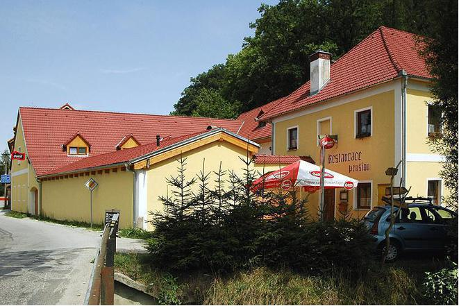 Penzion Pod hradem foto 1
