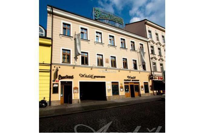Anděl Apartments foto 1