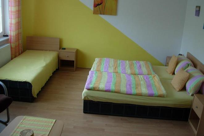 Apartmán (4 lůžka)
