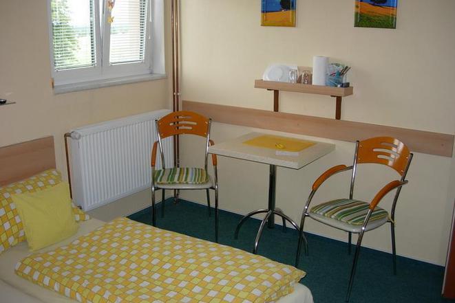 Pokoj s vlastním sociálním zařízením (2 lůžka)