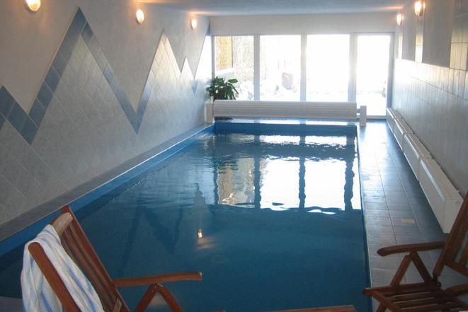 Levné ubytování s bazénem foto 5