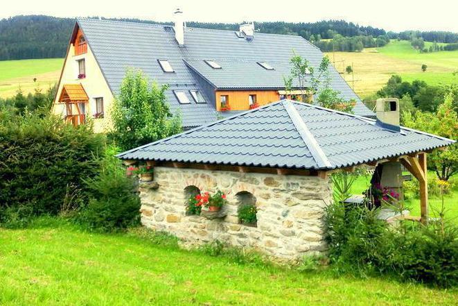 Ubytování V Zátiší na Dolní Moravě, pod Králickým Sněžníkem foto 6