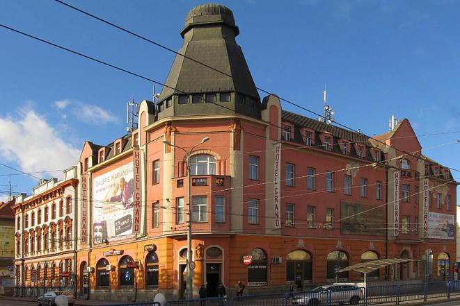 Hotel Grand foto 1
