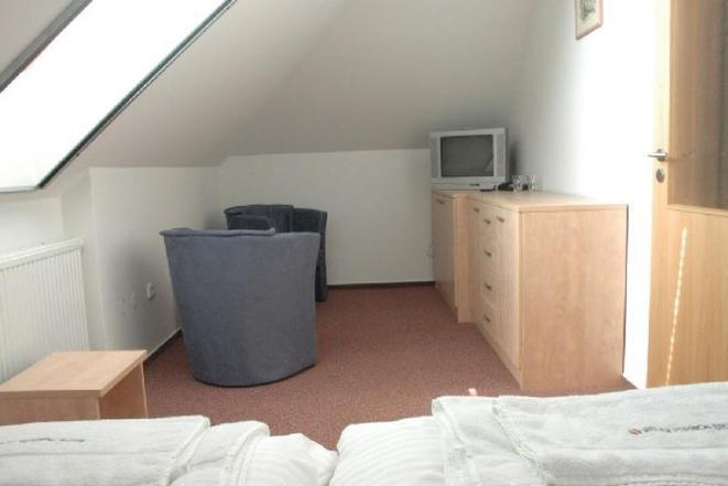 dvoulůžkový pokoj č. 313