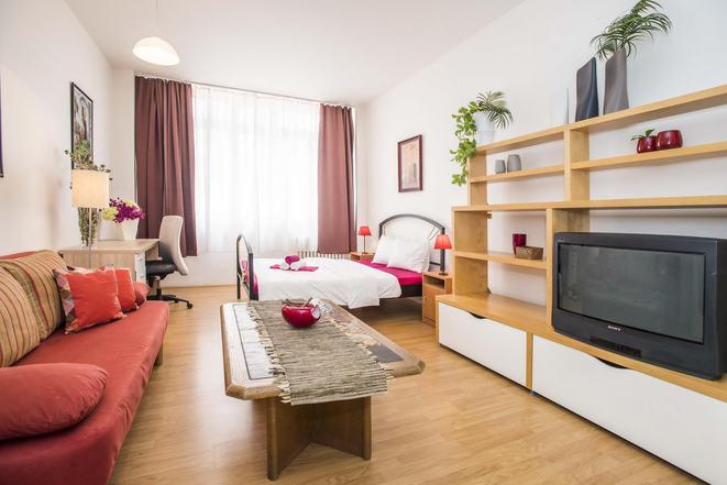 Štěpánská apartmány foto 4
