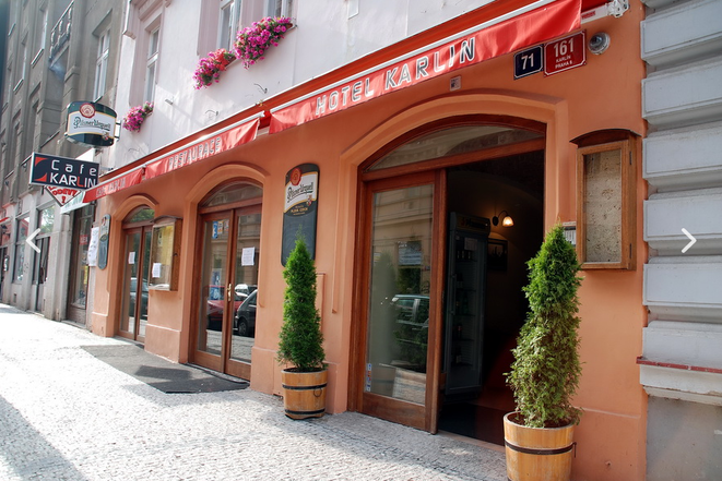 Santis invest, s.r.o. - Hotel Karlín foto 1