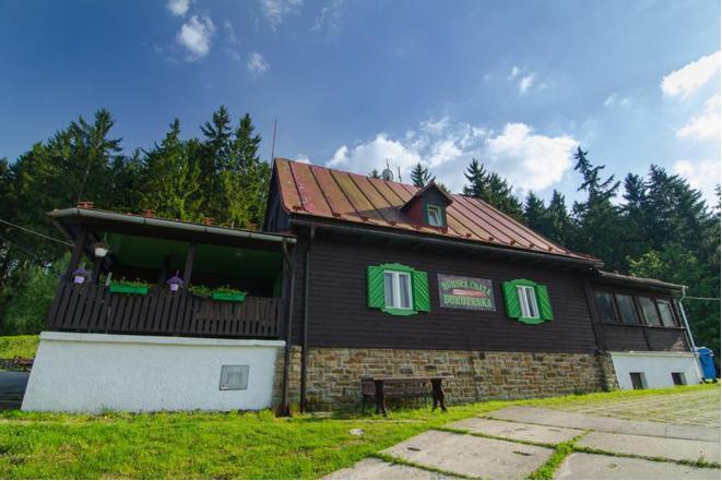 Horská chata Doroťanka foto 1