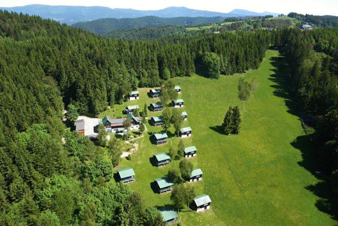 Soláň Moravia, horská chata foto 3