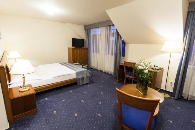 Hotel Modrá růže foto 4