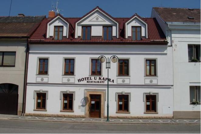 Hotel U Kapra foto 1