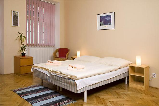 Aparthouse U Zlaté Podkovy foto 3
