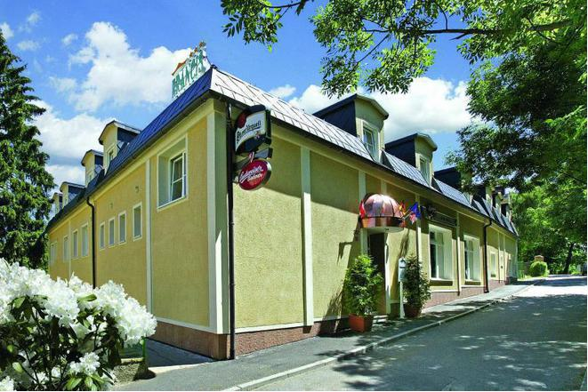 Hotel Francis Františkovy Lázně foto 1