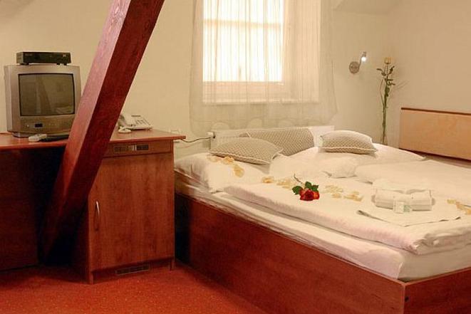 Hotel Francis Františkovy Lázně foto 2