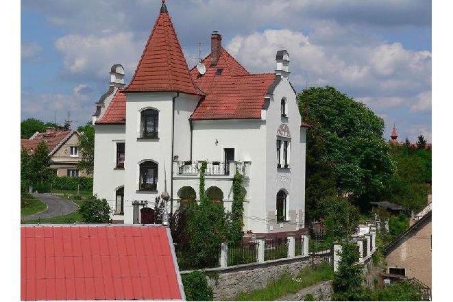 Villa Liduška Bechyně foto 1