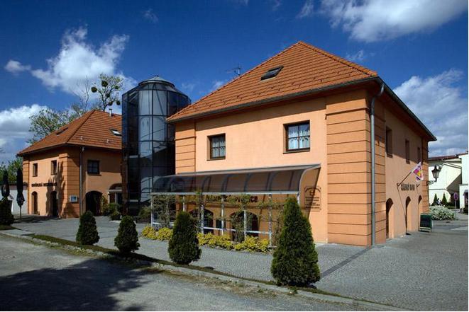 Zámecký Hotel Zlatý Orel foto 1