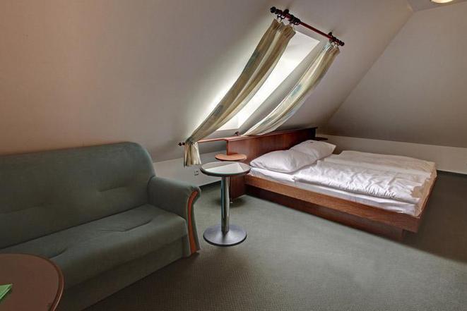 Zámecký Hotel Zlatý Orel foto 14