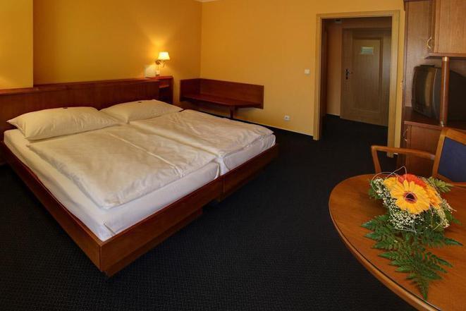 Zámecký Hotel Zlatý Orel foto 13