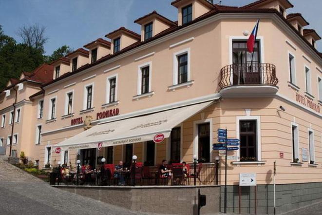 Hotel Podhrad foto 3