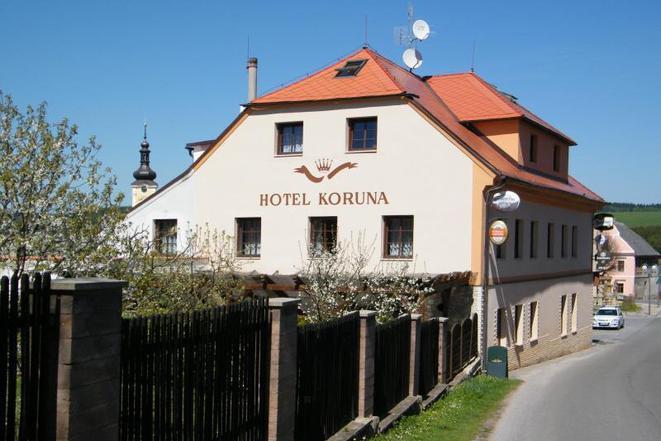 Hotel Koruna foto 2