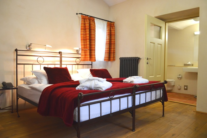 Bellevue hotel Karlos foto 5