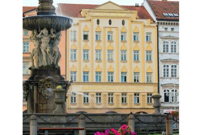 Hotel Dvořák České Budějovice s.r.o. foto 2