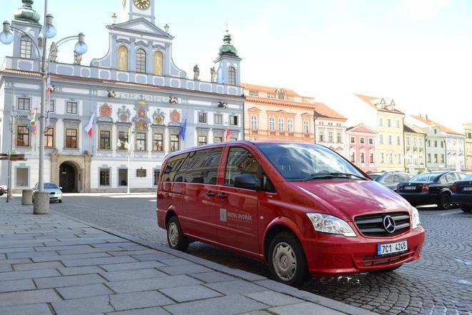 Hotel Dvořák České Budějovice s.r.o. foto 11