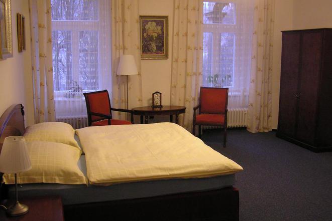 Apartmán Drevokocur Lázeňský Mariánské Lázně foto 3
