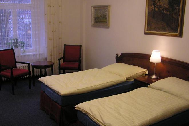 Apartmán Drevokocur Lázeňský Mariánské Lázně foto 4