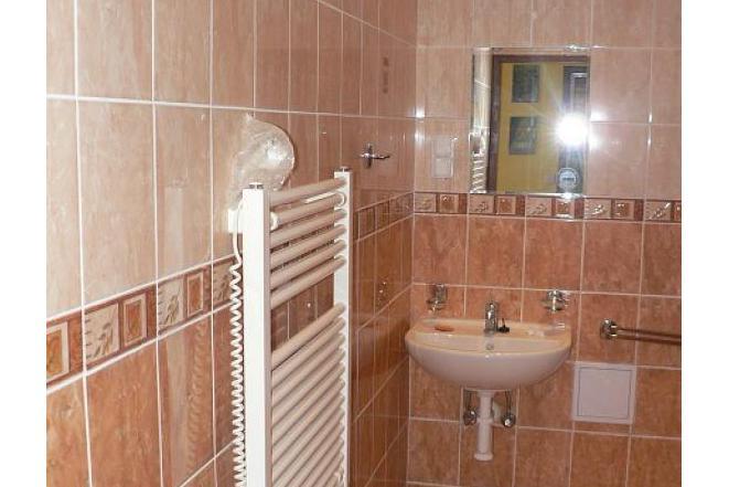 WC+sprcha pokoj č.2