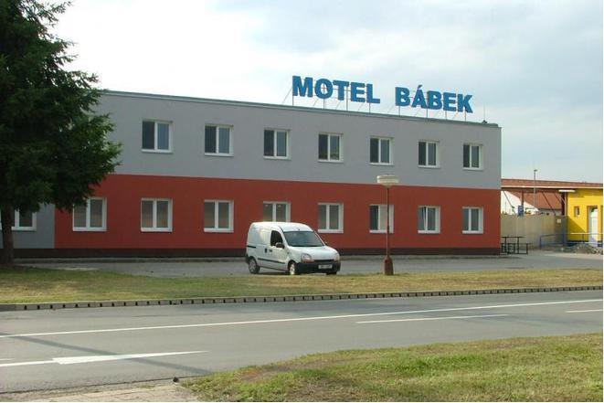 MOTEL BÁBEK foto 1