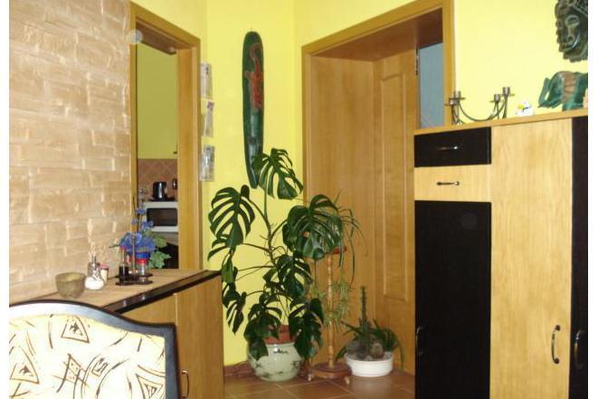 kuchyňka vchod