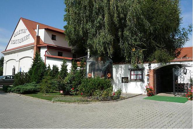 Hotel Golden Golem foto 1