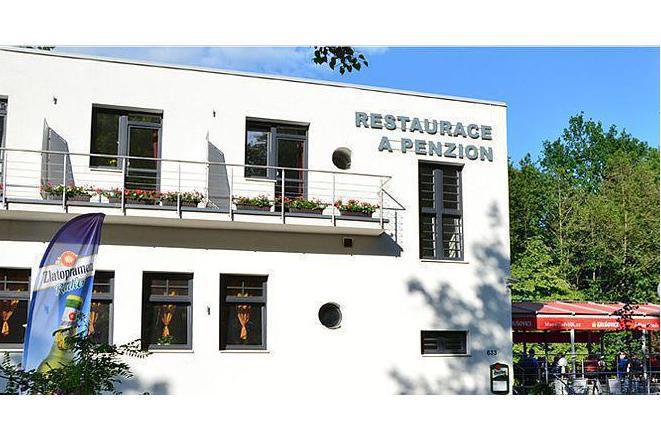 Pension a restaurace Zděná bouda foto 1