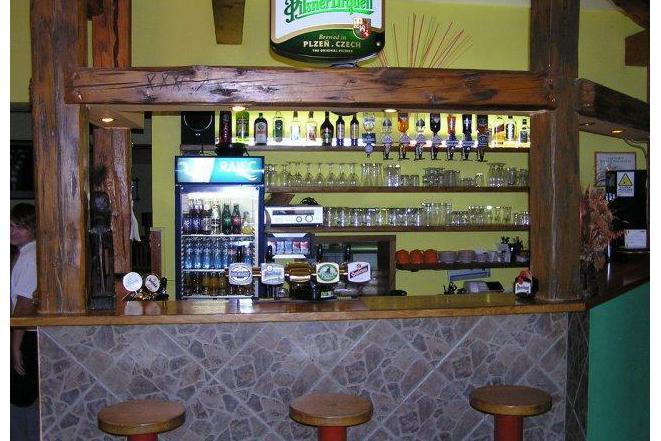 Restaurace - Penzion U Cara foto 12
