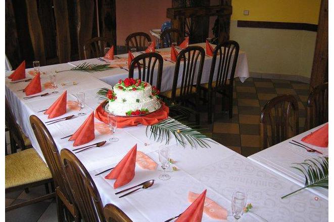 Restaurace - Penzion U Cara foto 11