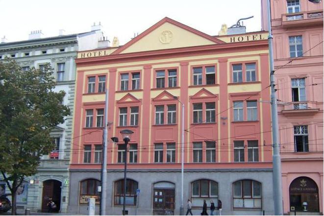 Hotel Zlatá Váha foto 1