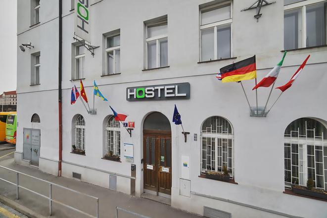 Hostel Florenc Praha foto 1