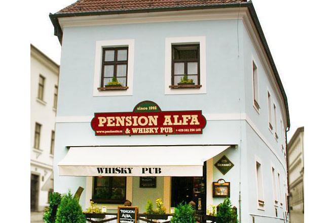 Pension ALFA & Whisky Pub foto 1
