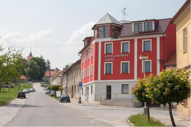 Hotel Ostrov Garni foto 1