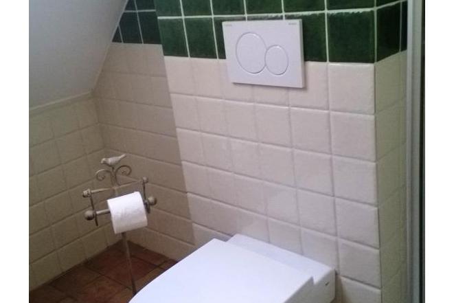 Žlutý pokoj - WC