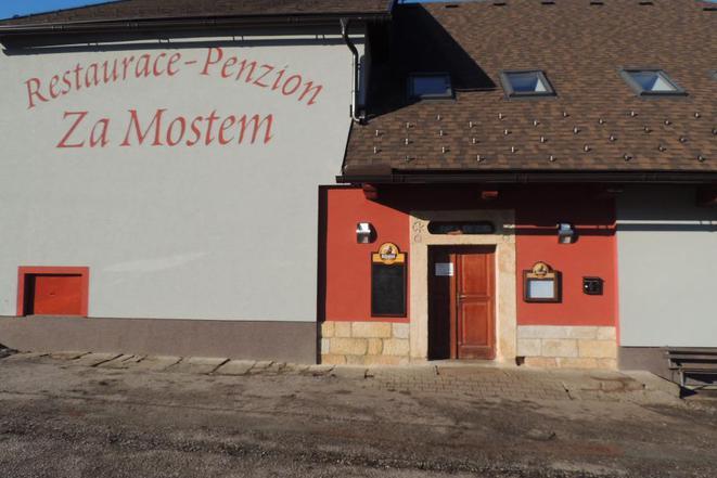 Penzion & Restaurace Za Mostem  foto 3