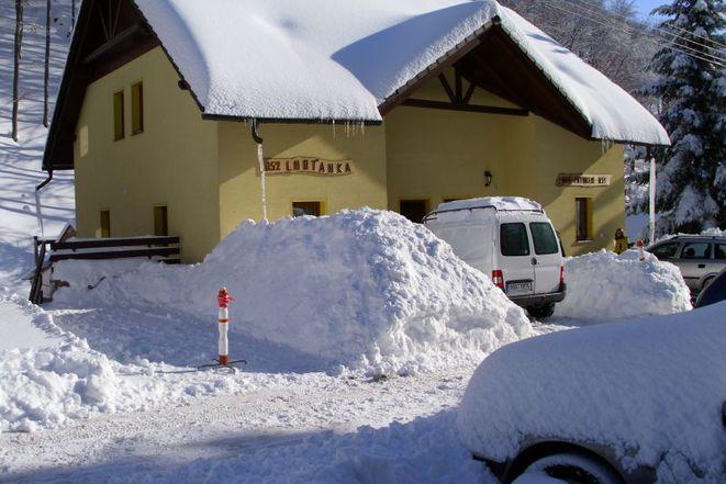 Chata Lhoťanka foto 2